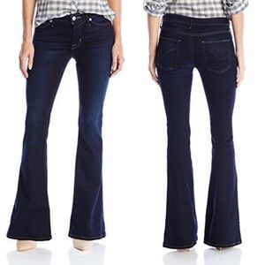 Hudson Jeans Mia 5 Pocket Flare in Iconic Wash 29
